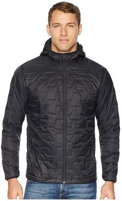 Helly Hansen Lifaloft Hooded Insulator Jacket (Black Matte) Men's Coat