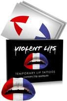 Forever 21 Violent Lips Red, White & Blue