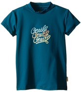 O'Neill Kids Skins Short Sleeve Rash Tee (Little Kids/Big Kids)
