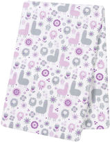 TREND LAB, LLC Trend Lab Llama Friends Flannel Swaddle Blanket