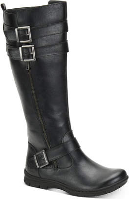 b.ø.c. Tycho Buckled Boots Women Shoes