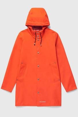Stutterheim Stockholm raincoat Lightweight Flame - XXS