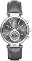 Michael Kors Sawyer Leather Strap Watch, 39mm