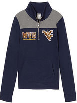 Victoria's Secret Victorias Secret West Virginia University Perfect Quarter-Zip