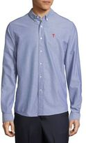 Ami Regular-Fit Cotton Oxford