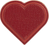 Anya Hindmarch Heart leather sticker