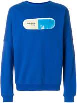 Diesel S-Kalb-QA sweatshirt