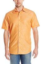 Robert Graham Men's Santa Catalina Short-Sleeve Button-Down Shirt