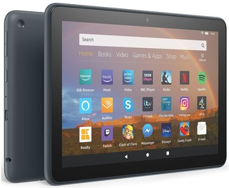Amazon All-New Fire Hd 8 Plus Tablet, 8 Inch Hd Display, 32Gb, Slate With Special Offers