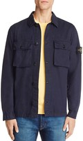 Stone Island Flap Pocket Shirt Jacket - 100% Exclusive