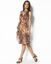 Women's Corrine Floral Mock Wrap Dress - Day