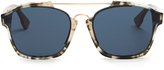 Christian Dior Abstract bi-colour sunglasses