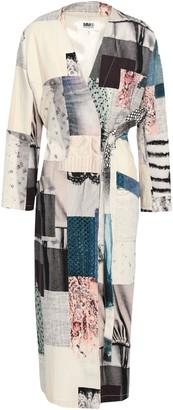 MM6 MAISON MARGIELA Patchwork-effect Cotton Jacket