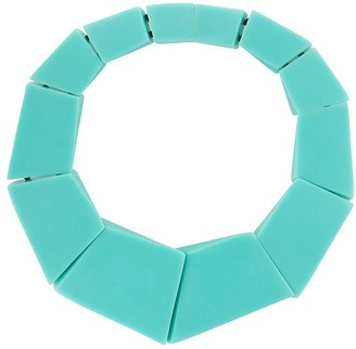 Monies Jewellery Venezia geometric necklace