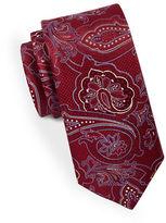 Black Brown 1826 Classic Paisley Tie