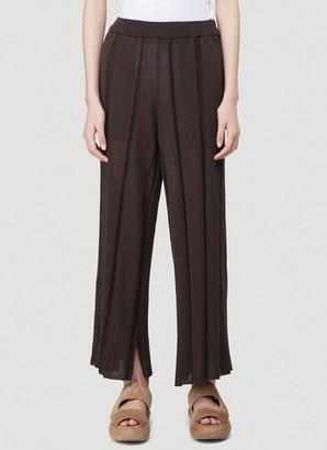 Issey Miyake Knitted Pants
