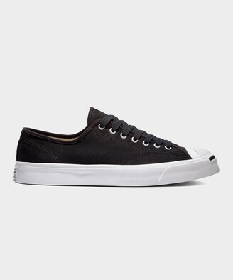 Converse Jack Purcell Canvas in Black