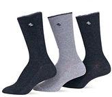 Ralph Lauren 3-Pack Tipped Rib Polo Trouser Socks