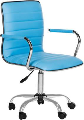 Safavieh Jonika Faux Leather Desk Chair