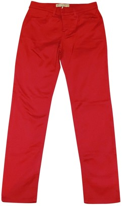 Emilio Pucci Cotton Jeans for Women