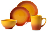 Tabletops Unlimited Tabletops Unlimited™ Ombre Orange Dinnerware