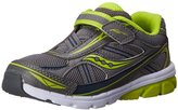 Saucony Baby Ride (Inf/Tod) - Pink/Purple-11.5 W Tod