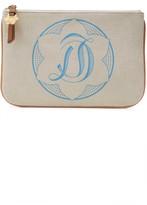 Draper James Pinewood Envelope Clutch