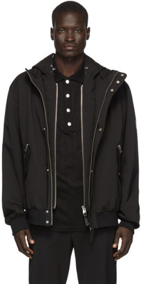 Mackage Black Dixon Jacket