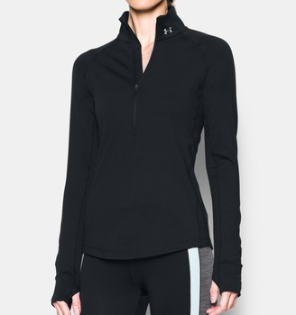 Under Armour Women's ColdGear Zip