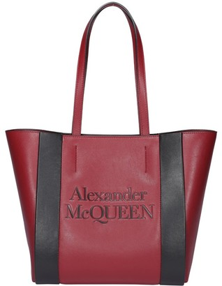 Alexander McQueen Signature Shopper Bag