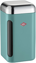 Wesco Square Canister - 1.65L - Turquoise