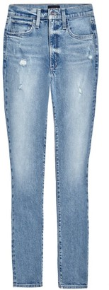 Joe's Jeans The Luna High-Rise Slim Straight Ankle Jeans