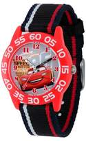 Cars Boys' Disney Plastic Watch - Black