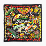 The Hill-Side No Sleep 'Til Brooklyn burgers bandana