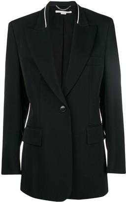 Stella McCartney Trimmed Blazer