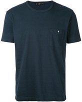 Roar stitched pocket T-shirt