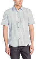 Woolrich Men's Path Point Short Sleeve Shirt