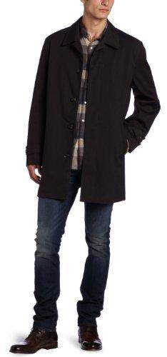 Michael Kors Men's Patterson Rain Coat