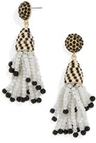 BaubleBar Women's Adelina Tassel Earrings