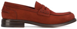Berwick Shoes classic slip-on loafers
