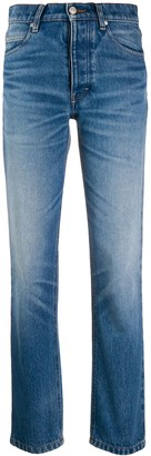 Ami Straight Fit 5 Pockets Jeans