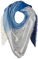 Tory Burch Ombre Oversized Square Scarves