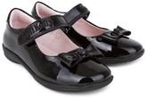 Lelli Kelly Kids Black Patent Perrie Velcro Shoe