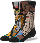 Disney Finn and Poe ''The Resistance 2'' Socks for Kids by Stance - Star Wars