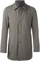 Herno classic rainproof coat