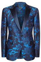 Billionaire Leafy Jacquard Jacket