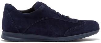 Bugatchi Monte Rosso Suede Sneaker