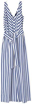 J.Crew Knit Jumpsuit in Stripe (Tammy Stripe Oxford White) Women's Jumpsuit & Rompers One Piece