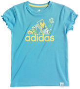 adidas Kids T-Shirts, Little Girls Graphic Tees