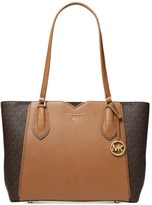 Michael Kors Michael Leather Tote
